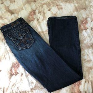 Kit jeans size 6